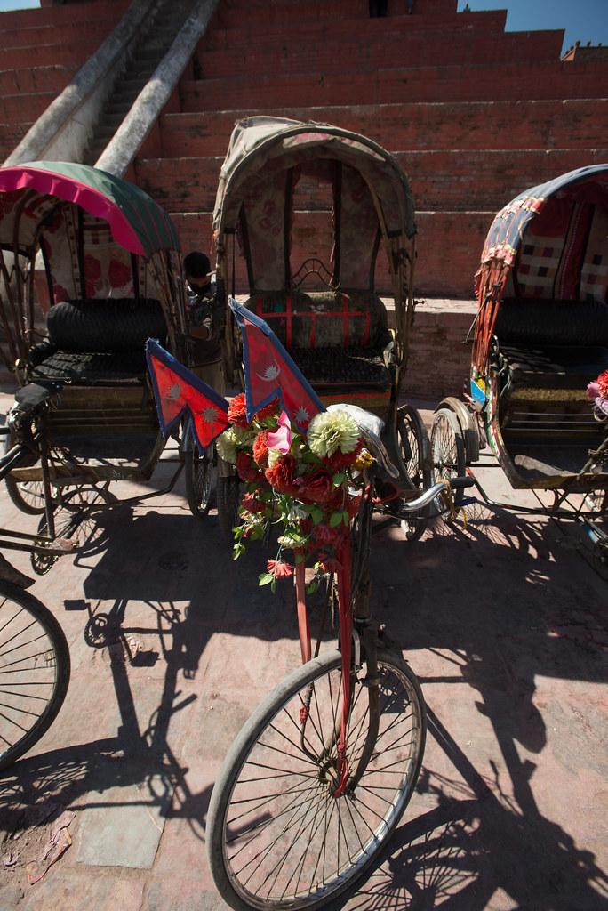 Nepali Rickshaw