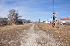 2015.03.24_Site Visit (The ARTery)-1 (Nikole Bouchard) Tags: railroad wisconsin landscape midwest milwaukee urbanism postindustrial riverworks harambee theartery riverwest beerline beintween