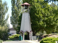 022-05 USA, Washington, Davenport, Museum, Bell Tower, 600 7th Street. , (Aristotle13) Tags: wa washingtonstate davenport 2007 usavacation