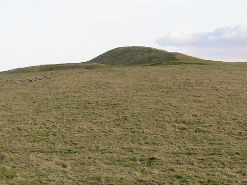 Alton Barnes: Adam's Grave Long Barrow (Wiltshire)