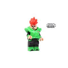 16-2 (zerobaek0100) Tags: lego hobby figure custom zero dragonball mifi zerobaek