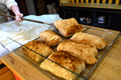 Fresh Sourdough Loaves (RobW_) Tags: africa wednesday march estate wine south fresh jordan bakery western cape stellenbosch sourdough loaves kloof 2015 mar2015 11mar2015