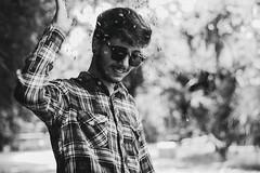 (Stan Carvalho) Tags: parque boy brazil man guy brasil vintage photo cool nice model minas gerais smoke handsome stan da horizonte carvalho pampulha italo belo ecolgico talo lelis