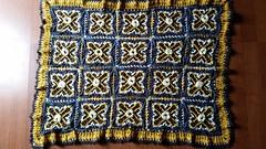 Bernadette Flaherty (The Crochet Crowd®) Tags: crochet mikey cal divadan crochetalong yarnspirations cathycunningham thecrochetcrowd michaelsellick danielzondervan freeafghanpattern mysteryafghancrochetalong freeafghanvideo caronsimplysoftyarn