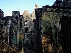 Bayon (oledoe) Tags: temple ruin relief angkor apsara basrelief bayon   set:name=201411preahvihearsiemreap 0tagged