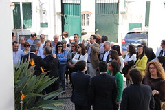 PSD Sátão em Visita à Sede Nacional