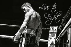 Live to Fight (Carl@CDHPIX) Tags: life blackandwhite white black fight blood tears live sweat boxer boxing livetofight