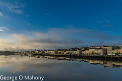 Reflecting on my city (George O Mahony) Tags: