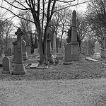 Newington Cemetery 360 degrees