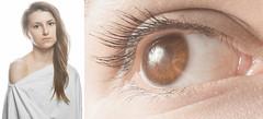 Alina (Stefan Botnari) Tags: light portrait white eye girl beautiful face studio eyes pure purity