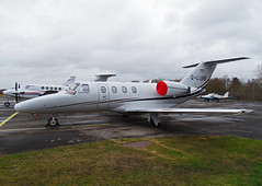 G-LUBB Cessna 525 CitationJet (SteveDHall) Tags: private airport aircraft aviation clifton cessna citation citationjet bizjet privatejet businessjet cj1 cessna525citationjet glubb centreline blackbushe c525