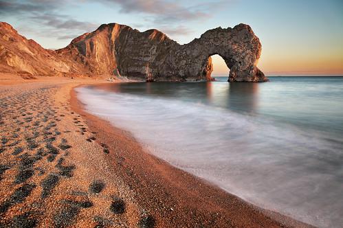 Footprints in the Sand by midlander1231, on Flickr