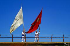 Ferreruela de Huerva037 (jmig1) Tags: nikon d70 bandera teruel baile ferrerueladehuerva