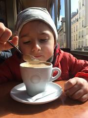 Quanto era buono il caff con il latte (Danilo Marrani) Tags: baby little sweet budu bambino neonato beb draem