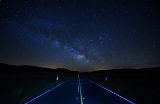 On a Dark Desert Highway...