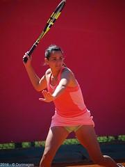 Amandine Hesse (FRA) - 2016 Cagnes-sur-mer ITF $100,000 (Dorimages) Tags: tennis 2016 cagnessurmer itf amandinehesse dorimages