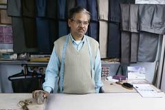 How Wonderful, Tailor's Tea Tastes Like Sailor's Tea (Mayank Austen Soofi) Tags: portrait inch break tea delhi tape nainital chai tailor walla