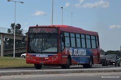 Línea 57 - interno 6652 (martinguillen24) Tags: argentina bondi buenosaires iguazu colectivo lujan atlantida transportepublico metalpar capitalfederal agrale linea57 mt17 climabuss