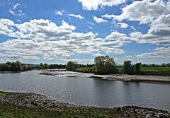 Twinkle (Bricheno) Tags: bridge reflections river scotland escocia cart szkocja renfrew confluence schottland whitecart scozia renfrewshire cosse whitecartwater blackcartwater  esccia inchinnin   bricheno scoia