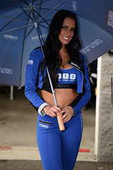 Yamaha umbrella girl (albionphoto) Tags: usa honda nj racing ktm motorcycle yamaha suzuki superbike supersport thunderbolt umbrellagirl gridgirl millville monsterenergy superstock1000 superstock600 amapro njmp motoamerica ktmrc390 ktmrccup