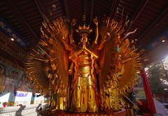 Bodhisattva (jbilohaku) Tags: canada vancouver temple bc buddha buddhist richmond yvr buda templo canad budista kanado