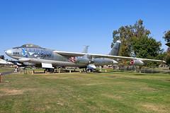52-0166 B-47E Stratojet - Preserved - Castle Air Museum, CA (David Skeggs) Tags: castle museum aircraft aeroplane usaf usairforce castleairmuseum usmilitary b47 stratojet wrecksandrelics davidskeggs