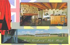 25 zencat (Rocky's Postcards) Tags: statepark fort postcard military maryland frederick outpost zencat