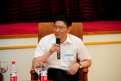 Panelist Zhong Tang at the 2016 Global Food Policy Report Launch in Beijing (IFPRI-IMAGES) Tags: poverty energy event health research conflict conference agriculture economic development climatechange sustainability policy nutrition deterioration governance spillage resilience spoilage malnutrition foodconsumption watermanagement foodwaste valuechains foodsecurity beijingfriendshiphotel smallholder landmanagement marketaccess ifpri zhongtang soilfertility landdegradation soilcarbon foodloss handlingloss