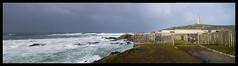 La Corua (pedritop (www.ppedreira.com)) Tags: lighthouse faro tormenta hercules oceano atlantico lacorua 2015 torredehercules oceanoatlantico casadelospeces