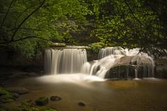 Chut! (6line8) Tags: longexposure waterfall rue cascade expositionlongue bw110