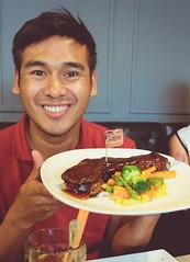 luna j x lee kum kee (14 of 18) (Rodel Flordeliz) Tags: restaurant luna grill friedrice sauces barbecuesauce babybackribs leekumkee lunaj
