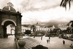 Plaza Grande of Quito (Steven-CH) Tags: spouthamerica travel ecuador quito canon historic capital eos6d pichincha ec