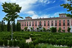 PALACIO Y JARDINES (claverinza) Tags: nikon boadilladelmonte palacio palaciodelinfantedonluis jardines arquitectura