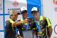Iván Muñoz campeón españa triatlon MD sub23 10