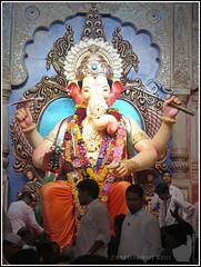 2 Days to go... Padya Pujan Sohala... (Prathamography by Prathamesh Kini) Tags: god ganesh raja ganpati lalbaug