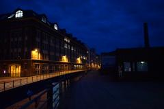 Helsinki (villejvirta) Tags: suomi finland helsinki lowlight nikon streetphotography nightscene thebluehour nightonearth coolpixa