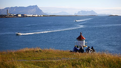 Bodø juli 2016 (Rune Lind) Tags: bodø juli 2016 sommerferie skyline nordnorge summer sommer northern norway fyrlykt fyr