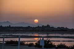 DSC_5322 (Pasquesius) Tags: sunset sea tramonto mare lagoon sicily rosso saline sicilia saltponds marsala stagnone lagunadellostagnone riservanaturaledellostagnone