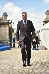 Pedro Passos Coelho na Cimeira do PPE