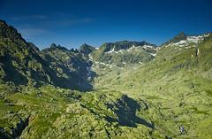 Gredos Glacial Cirque (I)/El Circo de Gredos(I) (Modesto Vega) Tags: mountain rock landscape waterfall path fullframe senda d600 glacialcirque sierradegredos circodegredos lagunagrande mountainrefuge nikond600 refugiodemontaa gredosglacialcirque