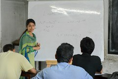 WDE1 (28) (Community of Physics) Tags: 1st workshop differential equations community physics wwwcommunityofphysicsorg calculus integral integration superposition technique oscillation drag force four day linear cauchy euler suritola bangladesh bgd mobile registration order damped driven projectile fourier series