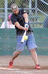D60_8951 (stephenkirsch) Tags: nikon d600 70200mm afs g f28 vr fx softball coed fun league baseball sports action minions santa rosa