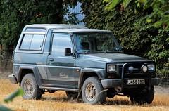 J466 OBD (Nivek.Old.Gold) Tags: 1992 daihatsu fourtrak 28tdx turbo diesel intercooler