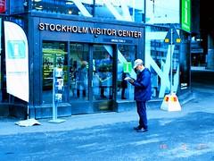 Stockholm Visitor Center (Mister.Marken) Tags: expired kodacolor kodakfilm