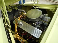 Austin Devon engine (not original) (Peter M Garwood) Tags: felixstowe prom nasc streetcar customcar