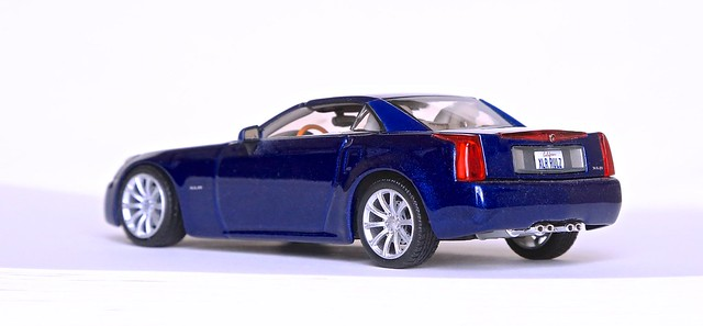 california 2004 scale car models cadillac xlr roadster 143 norev