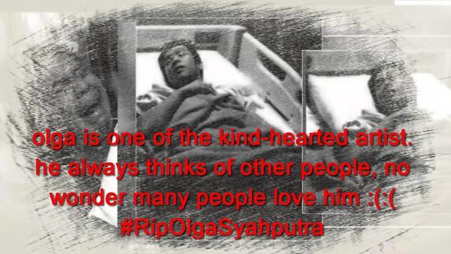 #RIPOlgaSyahputra - Olga Syahputra Meninggal Dunia 27 Maret 2015