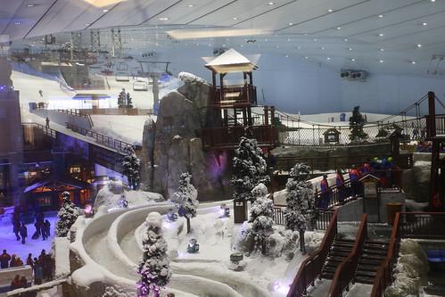 Thumbnail from Ski Dubai