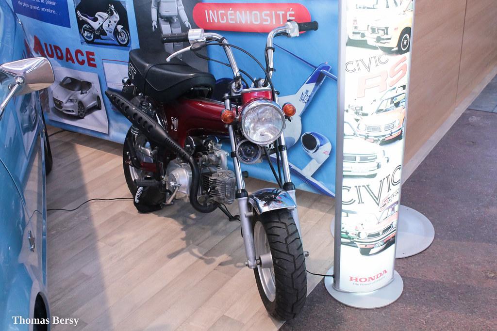moto dax lyon