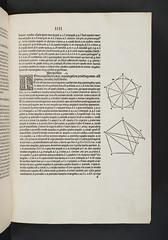Variant in woodcut diagrams in  Euclides: Elementa geometriae (University of Glasgow Library) Tags: woodcut diagrams variant euclides elementa geometriae bd9c5